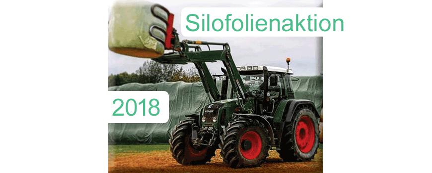 Silofolienaktion 2018