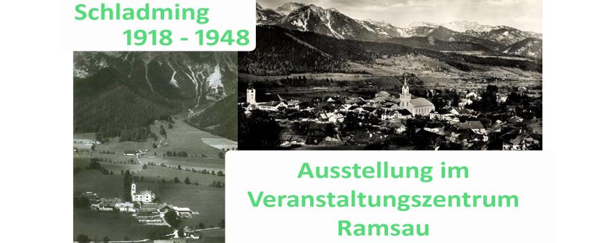 Schladming 1918 - 1948