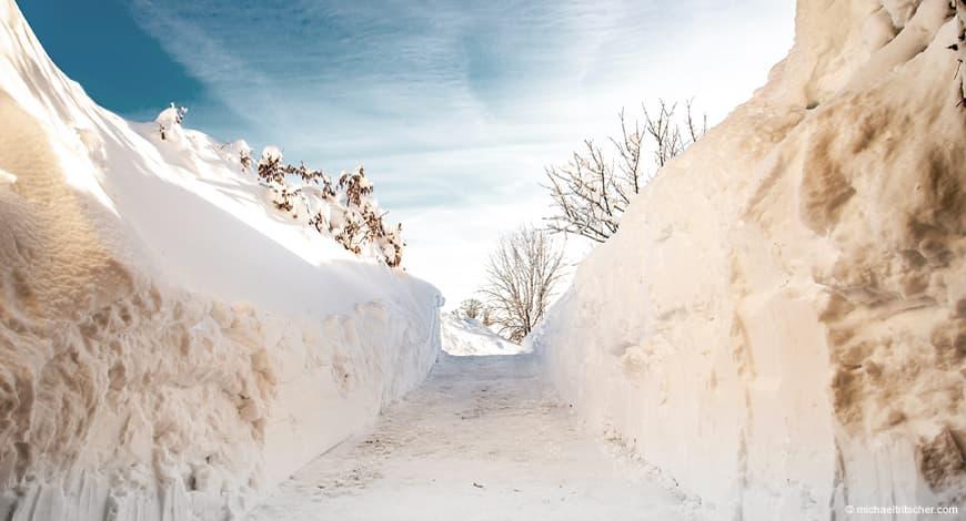 Winterdienst Ramsau